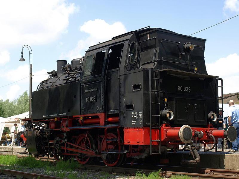 Rainer Kleinedowe Streckenfest Museumseisenbahn Hamm